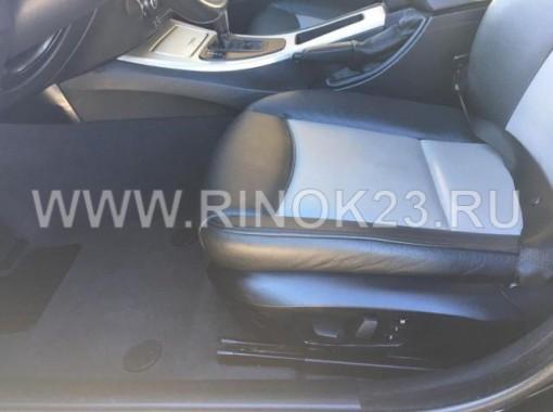 BMW 3 серия седан 2008 г. бензин 2.5 л АКПП Славянск-на-Кубани