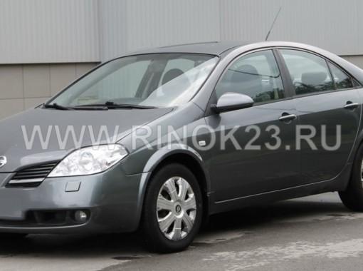 Nissan Primera 2006 Седан Анапская
