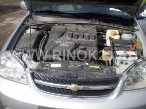 Chevrolet Lacetti 2008 Седан Краснодар