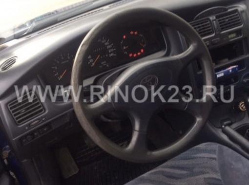Toyota Carina E 1997 Седан Лазаревское