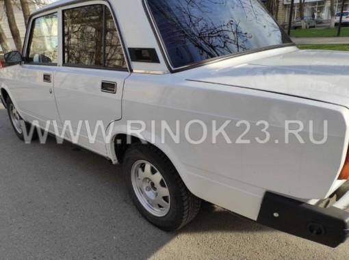 ВАЗ (LADA) 21070 2001 Седан Кореновск
