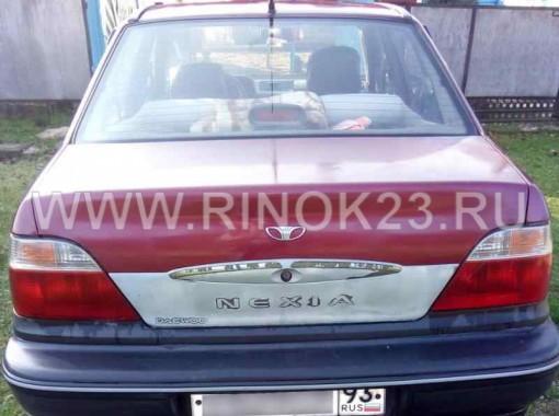 Daewoo Nexia седан 2006 г. бензин 1.5 л МКПП Краснодар