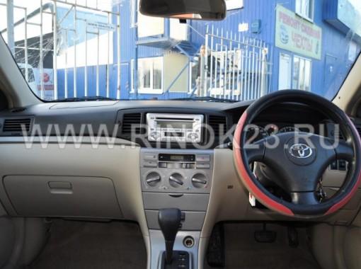 Toyota Corolla 2004 Хетчбэк Краснодар