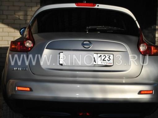 вид сзади - Nissan Juke 2012 г. бензин 1.6 МКПП