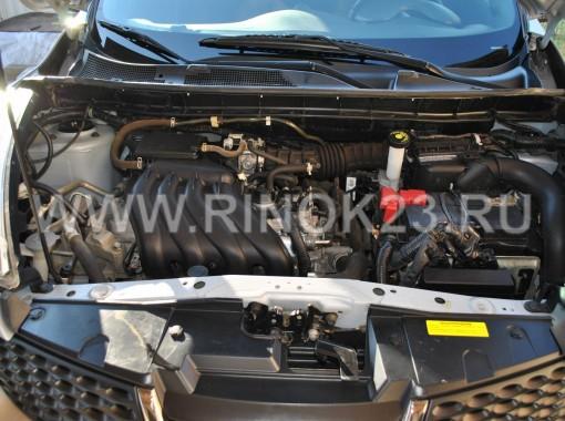 двигатель - Nissan Juke 2012 г. бензин 1.6 МКПП