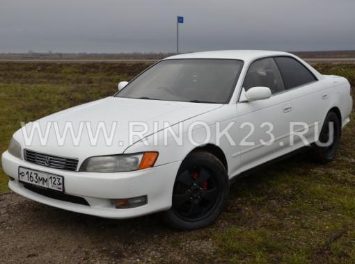 Toyota MARK2 1994 г. дв. 2.0 л. АКПП Седан