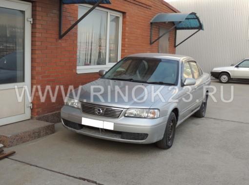 Nissan Sunny 2003 Седан Краснодар