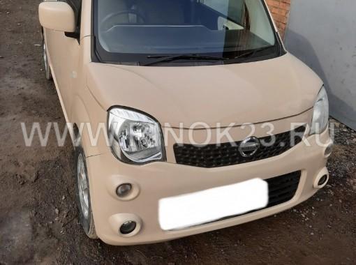 Nissan Moco 2014 Минивэн Новороссийск