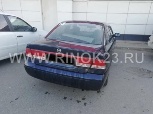 Nissan Sunny 2002 Седан Новороссийск