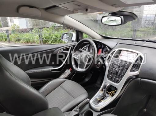 Opel Astra GTC 2012 Купе Сочи