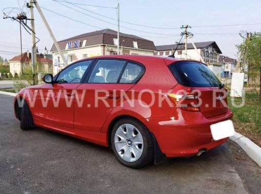 BMW 118i 2007 Хетчбэк Брюховецкая