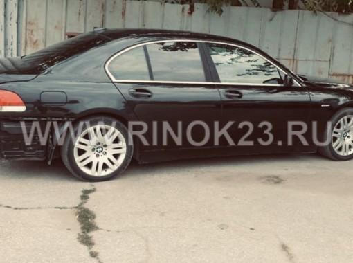 BMW BMW 730 2004 Седан Дербентский