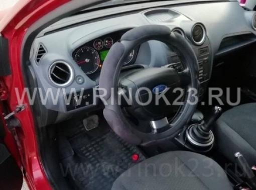 Ford Fiesta 2006 Хетчбэк Краснодар