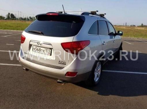 Hyundai ix55 внедорожник 2012 г. бензин 3.8 л АКПП Краснодар