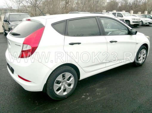 Hyundai Solaris, 2014 г.в. дв. 1.4 л. АКПП (новый) без пробега по РФ