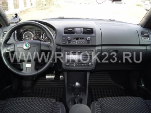 Skoda Fabia RS 2012 Хетчбэк