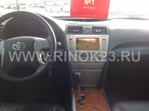 Toyota Camry 2009 г, бензин 2.4 л, АКПП