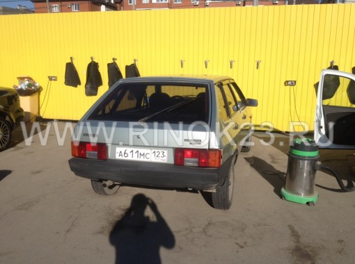 ВАЗ (LADA) 2109 хетчбэк 2001 г. бензин 1.5 л МКПП