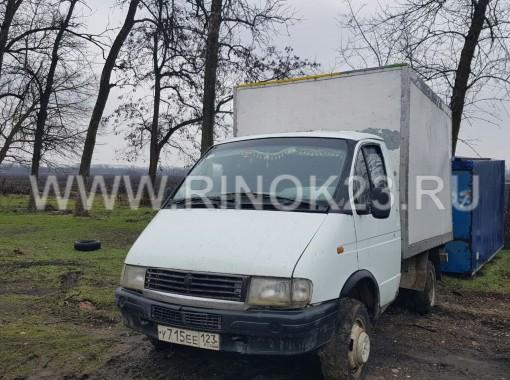 ГАЗ 3302 «Газель-Бизнес» фургон 1998 г. бензин 2.5 л МКПП