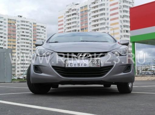 Hyundai Elantra седан 2012 г. бензин 1.6 л МКПП