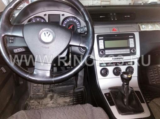 Volkswagen Passat седан 2008 г. бензин 1.8 л МКПП
