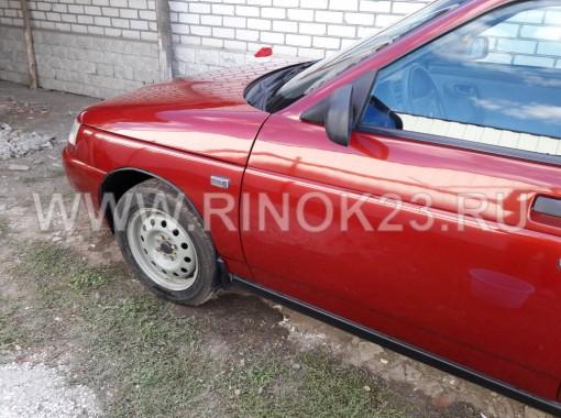 ВАЗ-LADA 2112 хетчбэк 2007 г. бензин 1.6 л МКПП Крыловская