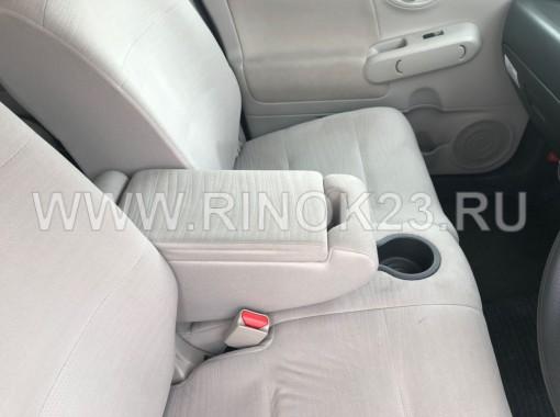 Nissan CUBE 2016 Минивэн Краснодар