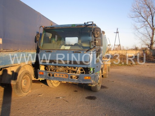 Hino Profia 1998 1998 г. авто в разборе по запчастям в Краснодаре
