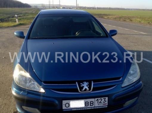 Peugeot 607 2002 Седан Армавир