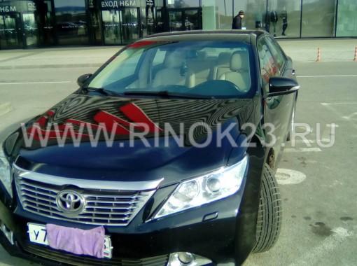 Toyota Camry седан 2012 г. бензин 2.5 л АКПП