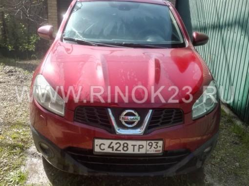 Nissan Qashqai 2010 Кроссовер Краснодар