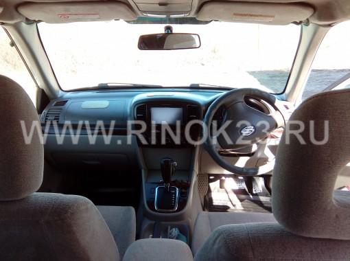 Suzuki Grand Escudo 2003 Внедорожник Изобильный