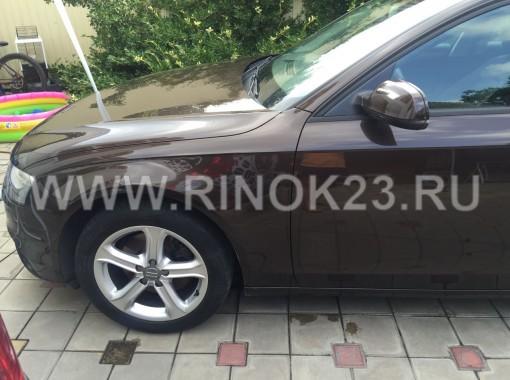 Audi A4 седан 2014 г. бензин 1.8 л АКПП (вариатор)