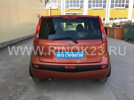 Nissan Note 2018 Хетчбэк Краснодар