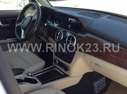 Mercedes-Benz GLK, 2012 г.в. бензин 3.5 л. 4 wd Кроссовер