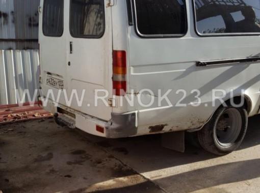 ГАЗ-2705 «ГАЗель» фургон 2016 г. безин 2.4 л МКПП Новокубанск