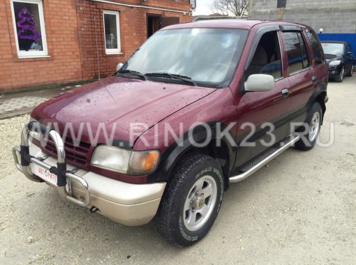 KIA Sportage 1995 г. дв. бензин 2.0 л. АКПП