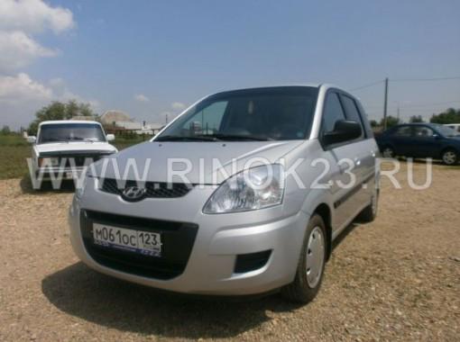 Hyundai Matrix 2008 г. дв. 1.6 л., (103 л.с.), МКПП, 5 дв. минивэн