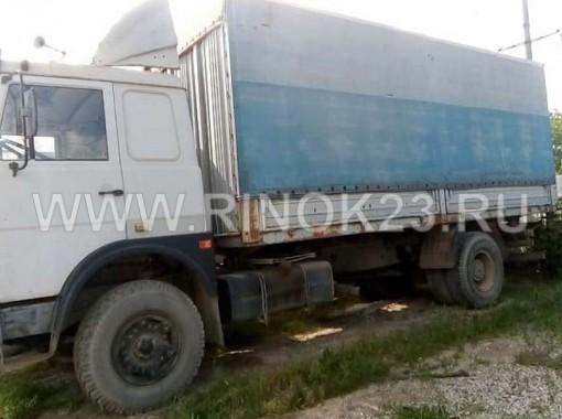 Маз 53366 2000 г. тент дизель МКПП в Краснодаре