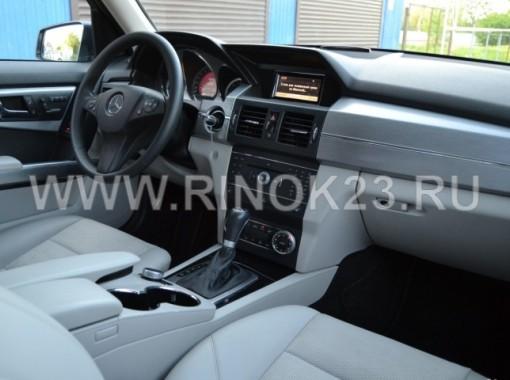 Mercedes-Benz GLK 4WD кроссовер 2009 г турбо дизель 2.2 л АКПП