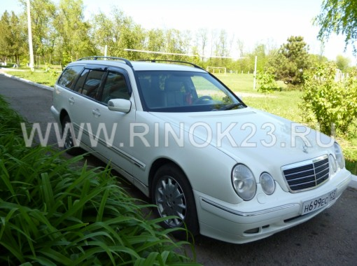 Mercedes-Benz E, 2002 г. дизель 2,0 л. АКПП Универсал
