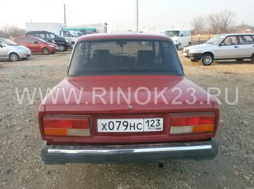 ВАЗ (LADA) 21074 2005 Седан Усть-Лабинск