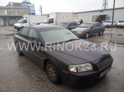 Volvo S80 седан 1999 г. бензин 2.0 л АКПП
