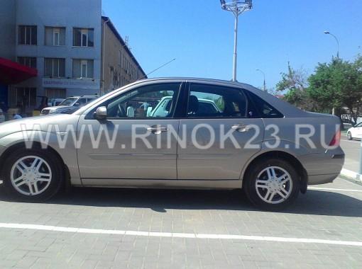 Ford Focus 2003 Седан | продажа Фокус 1 в Краснодаре
