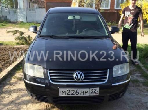 Volkswagen Passat седан 2004 г. бензин 1.8 л МКПП