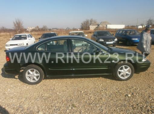 Chevrolet Alero 1999 Седан Усть-Лабинск