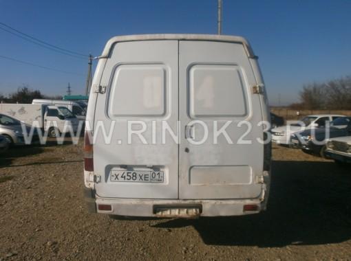 ГАЗ Газель 27057 2002 Пассажирский Усть-Лабинск
