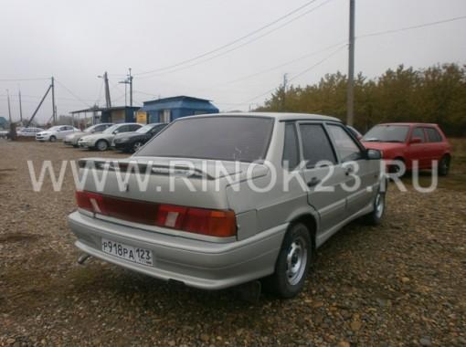 ВАЗ (LADA) 2115 2002 Седан Усть-Лабинск