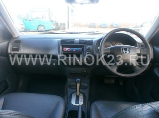 Honda  Civic 2002 Седан Усть-Лабинск