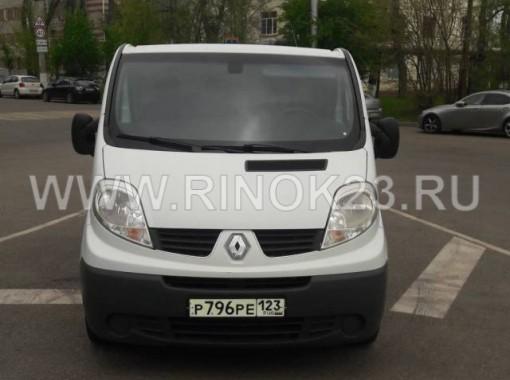 Renault Trafic фургон 2008 г. турбо дизель 2.0 л МКПП